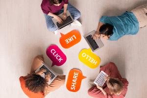 Freelance social media marketing